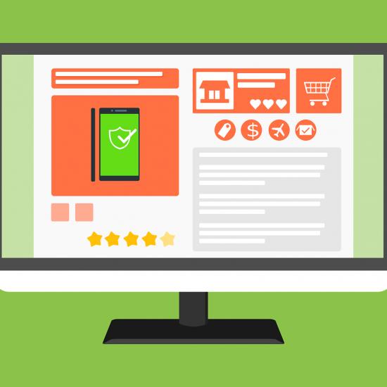Tienda de comercio electrónico
